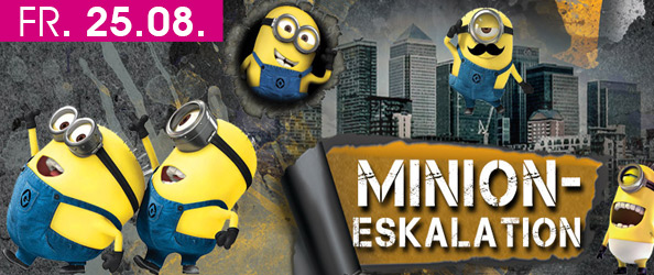 Minion-Eskalation! Die total verrückte Party-Nacht!