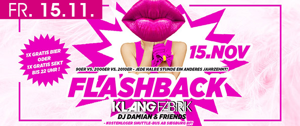 Klangfabrik siegburg single party
